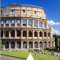 Tours in Rome: Colosseum, symbol of eternal city